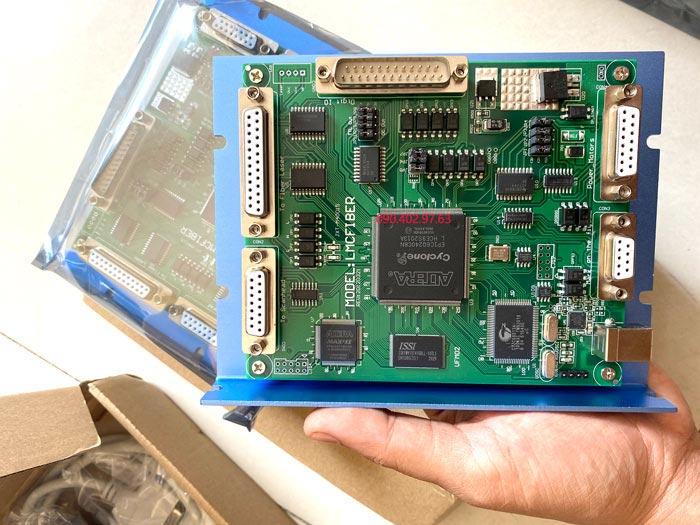 Card điều khiển máy khắc laser, mềm Ezcad