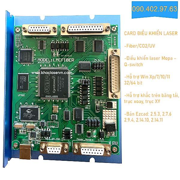 Card điều khiển máy khắc laser
