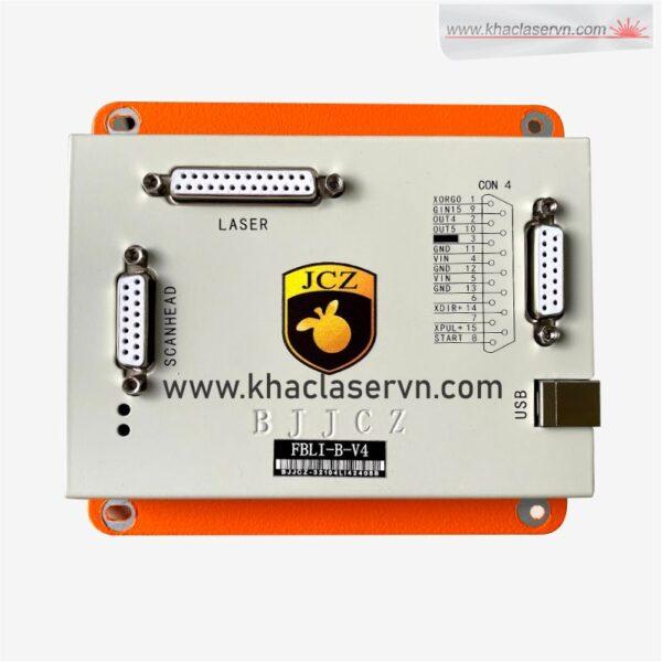 Card máy khắc laser V4