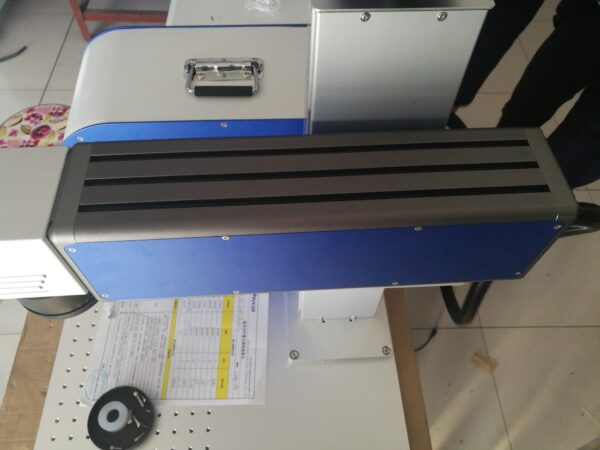 Chi tiết máy khắc laser kim loại mini 20w, 30w, 50w