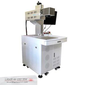 máy khắc laser co2 siêu tốc 30w