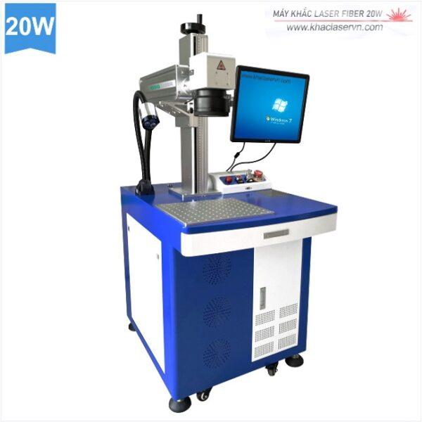 Máy khắc laser fiber kim loại 20w