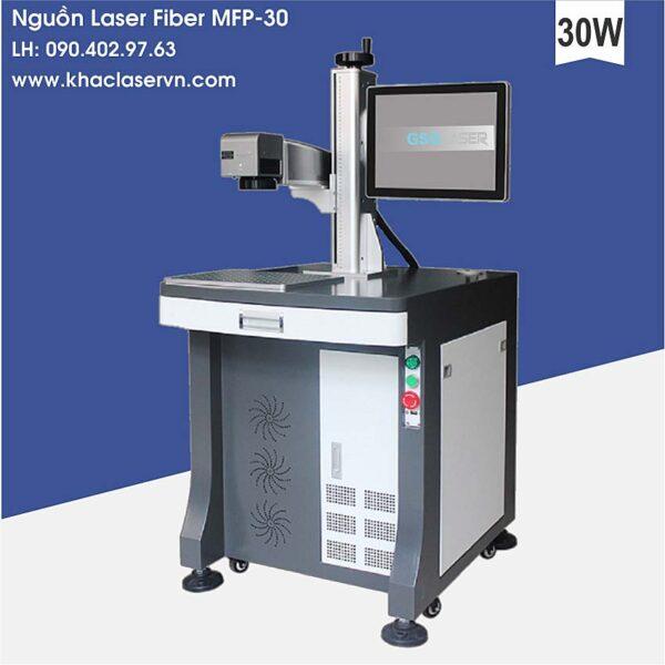 Máy khắc laser fiber 30w