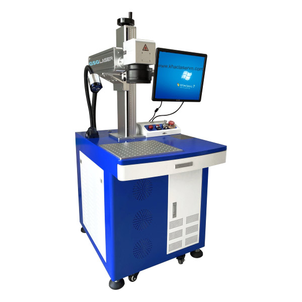 Máy khắc laser kim loại giá rẻ