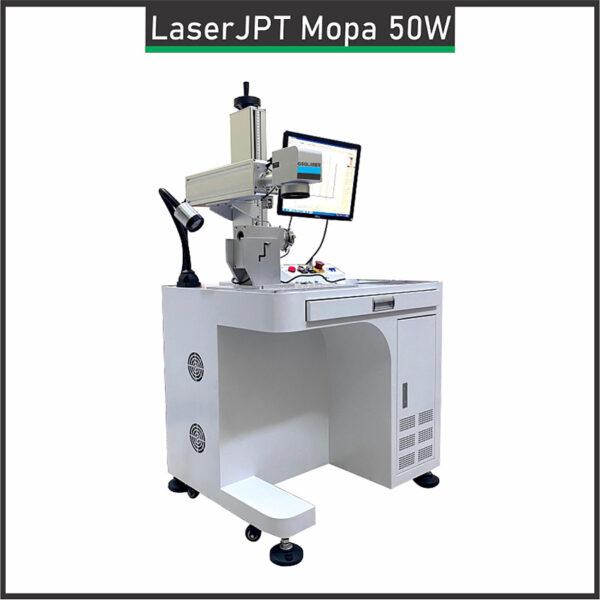 Máy khắc laser kim loại JPT 50w