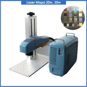 máy khắc laser màu