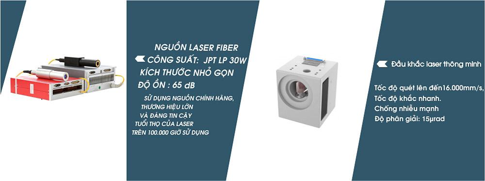 Nguồn laser JPT 30w
