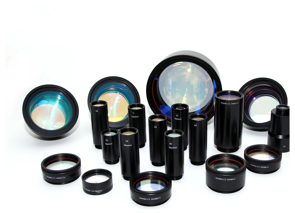 Thấu kính máy khắc laser