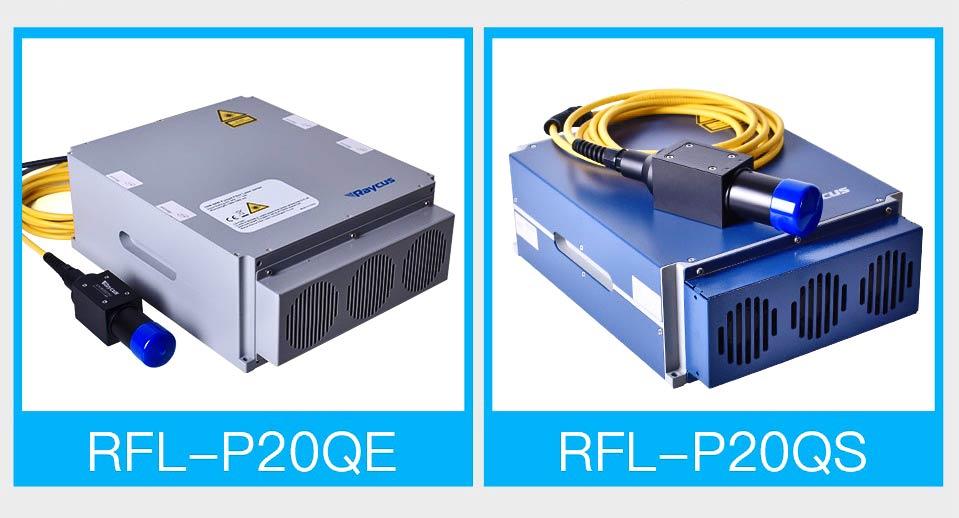 Nguồn laser fiber Raycus